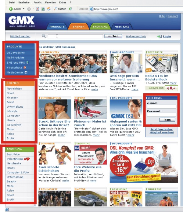 gmx login desktop